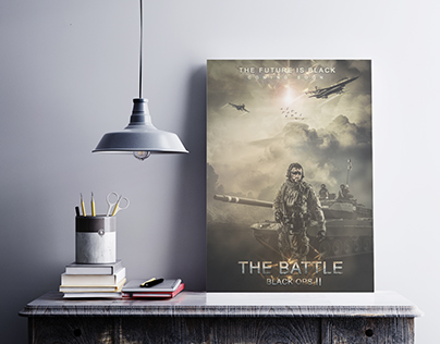The Battle Game Cover