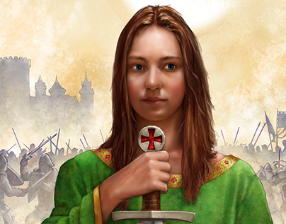 The Templar's Daughter