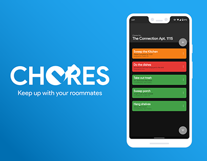 Chores: Keep up with your roommates
