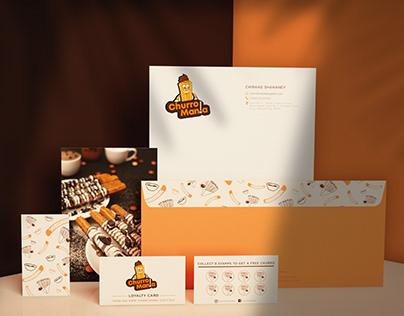 Churro Mania- Branding & Packaging Design
