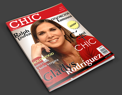 Revista CHIC Magazine