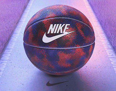 Nike Basketball Ad (Personal Project)