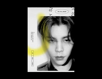 DJ Johnny 'Sunny Side Up' Poster