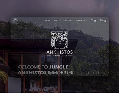 Jungle web site