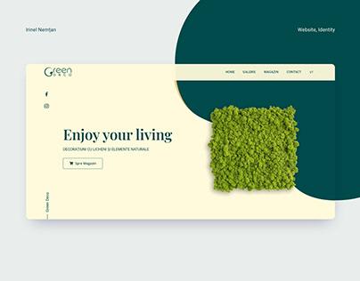 Green Deco | Website