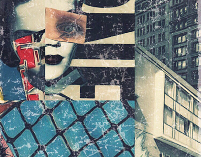 Lost In The City // Collage Fragments