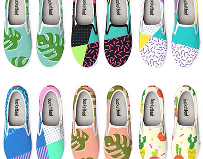 Pattern Design for Shoes