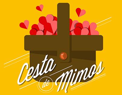 CESTA DE MIMOS (Parabebés)