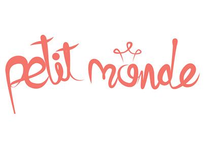Petit Monde (logo design)