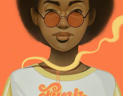 Funky Girl