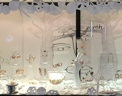 Jewellery Booth Display