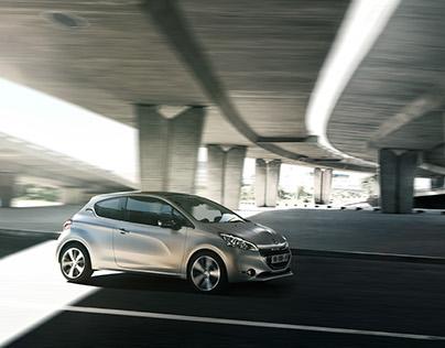 Peugeot 208 SA