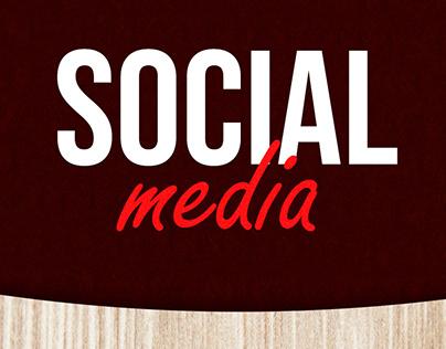 Social Media - Casa Sítio