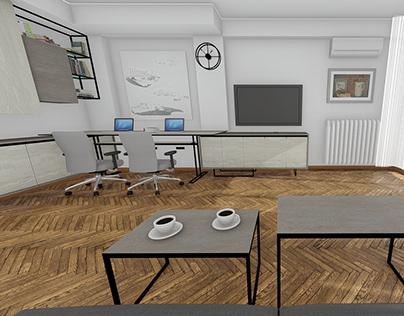 Apartment, Zivkovic, Belgrade, Serbia