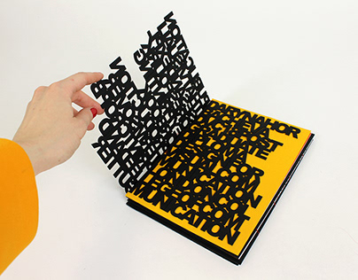 Zigzag book