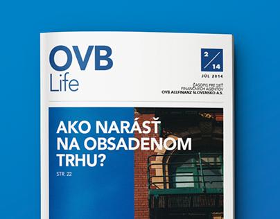 OVB magazine