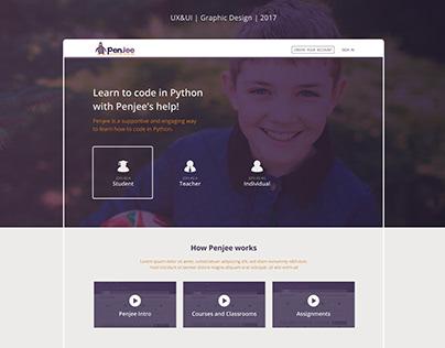 Penjee learning platform