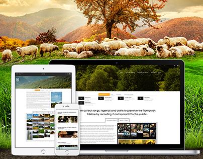 LAORIGINI.ORG Website