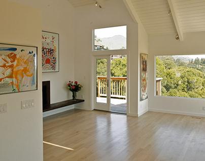 House Renovation, Mill Valley CA