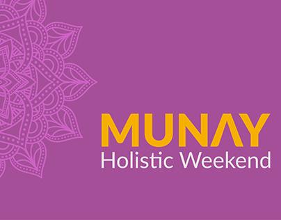 Munay Holistic Weekend