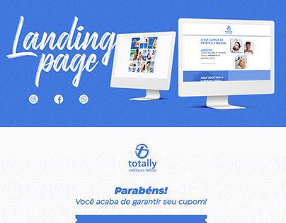 Landing Page | Totally Saúde