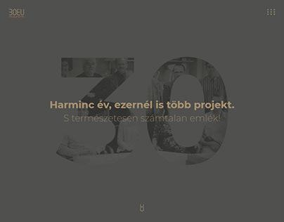 multiform 30 years ux / web design