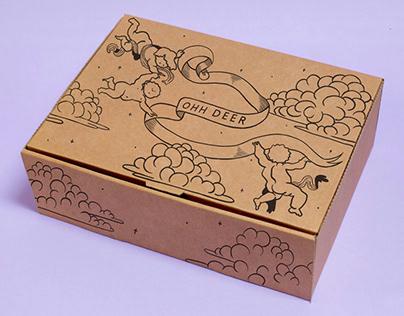 Ohh deer box designs
