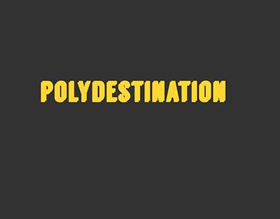 Polydestination Motion Graphics