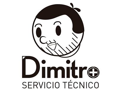 Dimitro St - Branding