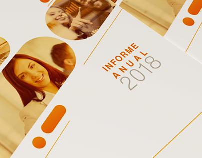 Diseño y Maquetación de Reporte Anual FOGADE 2018-2019