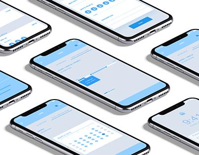 Mobile App - My Meetings