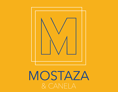 Mostaza & Canela // BRANDING