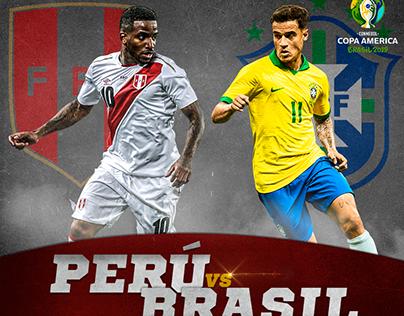 Copa América | Desing