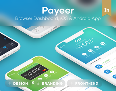 PAYEER — Digital Currency & Crypto Trading Platform