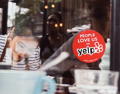 Yelp Brand Identity