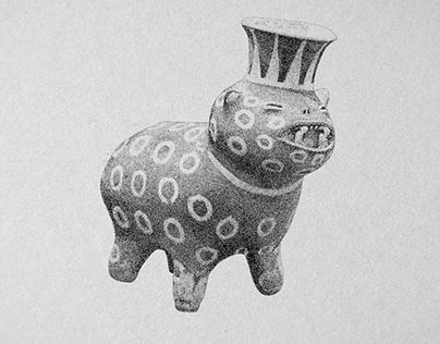 Ilustración arqueológica