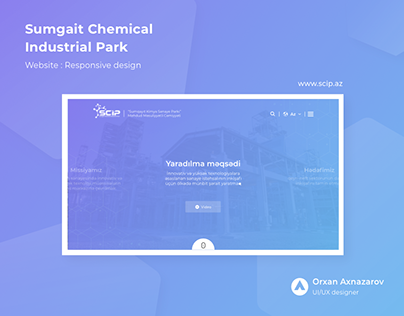 Sumgait Chemical Industrial Park (Website)