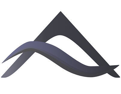 BluePeak Agency Corporate Logo Design