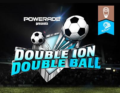 Powerade Double Ball