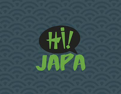 HI! JAPA - Identidade Visual