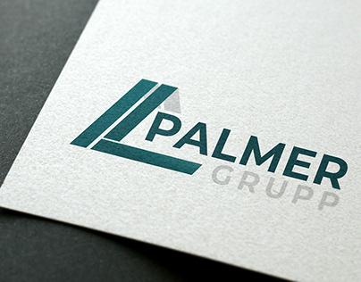 Logo disain Palmer gruppile