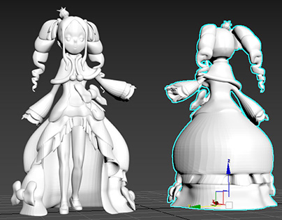 Modelos para impresión 3D