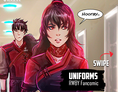 Uniforms - STRQ Fancomic