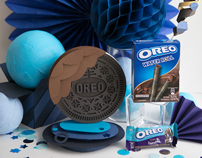 Styling for Mondelez Oreo Launch: Fun and Celebrations