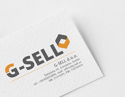 G-SELL Logo