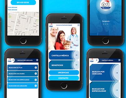 ASI - UX & UI For App