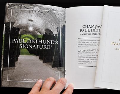 Champagne Paul Déthune