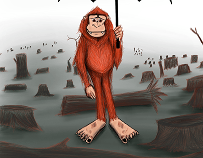 #5, The One with the Bigfoot