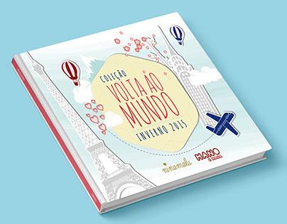 Catálogo Infanfil Volta ao Mundo