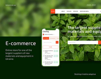 Leko Style online store